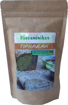 Histaminikus histaminarme Brotbackmischung Tipharah -konventionell-