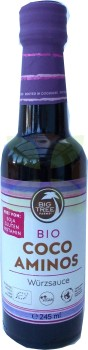Big Tree Farms Coco Aminos histaminfreie Würzsauce 245ml  -Bio-