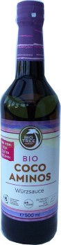 Big Tree Farms Coco Aminos histaminfreie Würzsauce 500ml  -Bio-