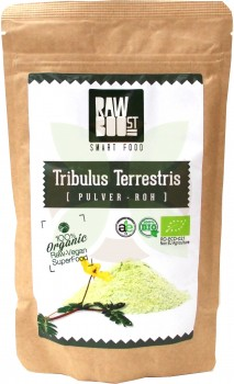 Raw Boost Tribulus Terrestris Pulver 100%   -Bio-