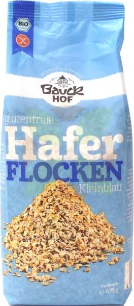 unvertr glichkeitsladen bauckhof haferflocken kleinblatt glutenfrei bio. Black Bedroom Furniture Sets. Home Design Ideas